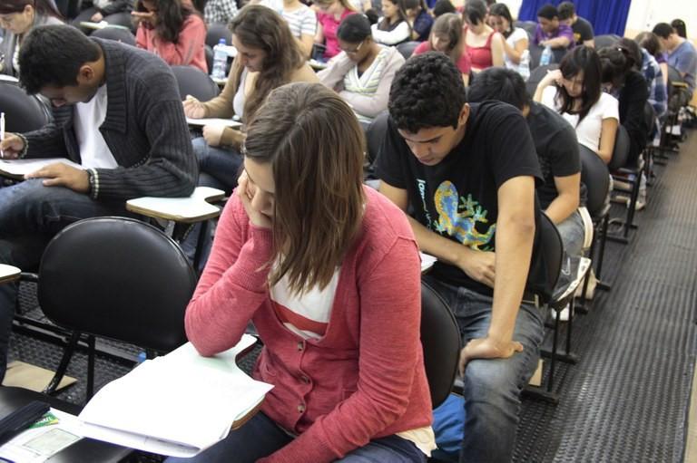 Resultados serão calculados e divulgados para escolas que tenham, matriculados, pelo menos dez concluintes do ensino médio regular seriado - Divulgação/Portal Brasil