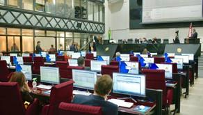 Os deputados estaduais do Pará retomam os trabalhos e instalam novo Período Legislativo