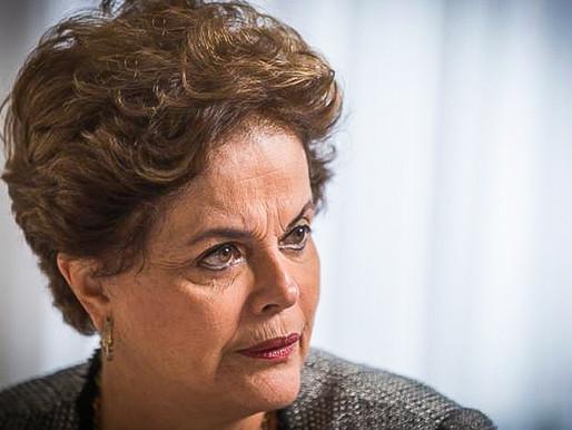 "Bolsonaro tem ""índole de torturador"" afirma ex-presidenta Dilma"