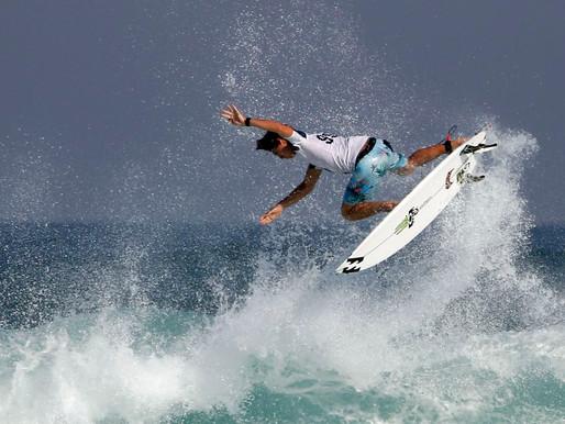 Onze brasileiros passam para 3ª fase do mundial de surfe em Saquarema