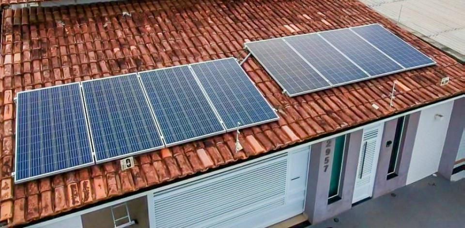 Segundo Aneel, 39.450 consumidores utilizam fonte solar - Foto: Divulgação/Governo do Amapá