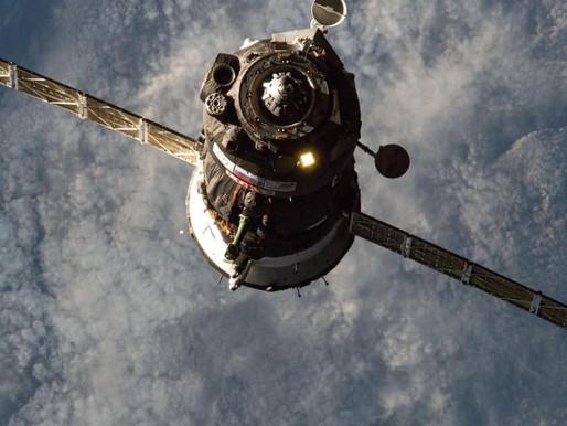 A nave Espacial Soyuz MS-13 juntou-se com sucesso ao segmento russo da estação espacial internaciona