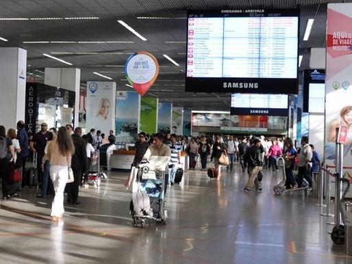 Operação Carnaval garante atendimento reforçado em grandes aeroportos