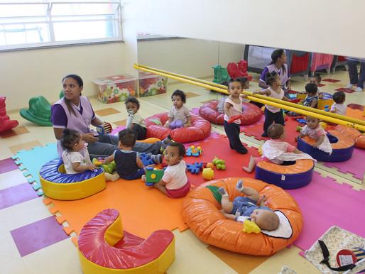 Haddad abriu 91 mil novas vagas de educação infantil desde 2013
