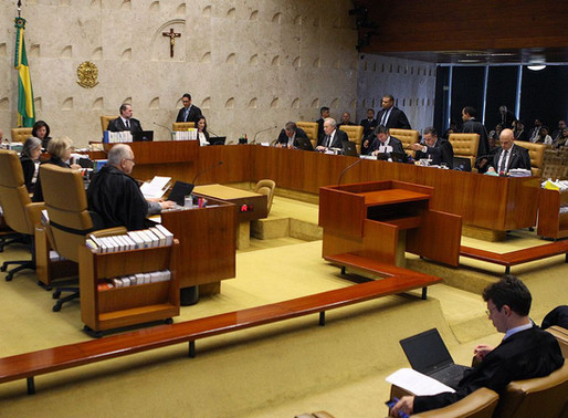 STF aprova proposta orçamentária para 2021 de R$ 712 milhões