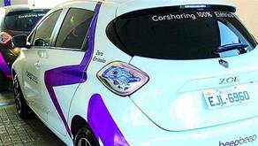 Empresa lança carros elétricos compartilhados em São Paulo