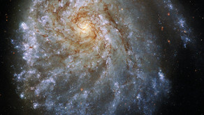 O Hubble visualiza o Galaxy NGC 2276