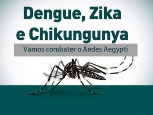 Estados Unidos e Brasil se unem para combater o zika vírus