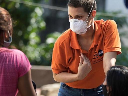 """""""Estamos trabalhando por sobrevivência"""", conta coordenadora do Fundo de População da ONU em Manaus"""
