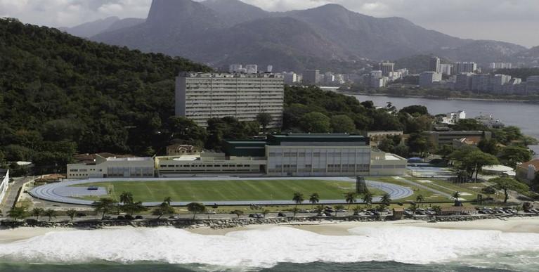 O CCFex recebeu R$ 20,4 milhões para reformas Bruno Carvalho/Ministério do Esporte