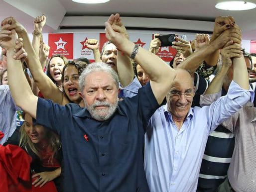 Um ano após condução coercitiva ilegal, segue a perseguição a Lula