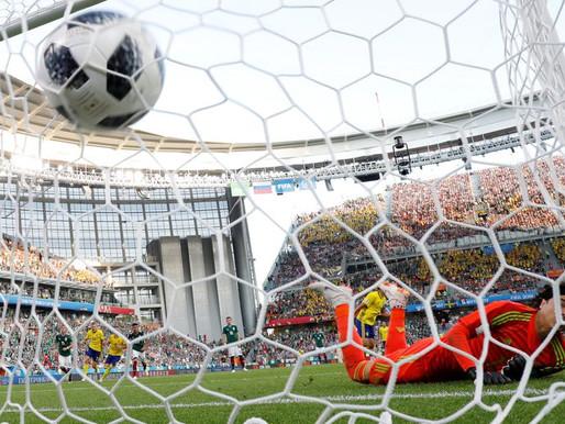 Derrota alemã classifica México para a próxima fase da Copa