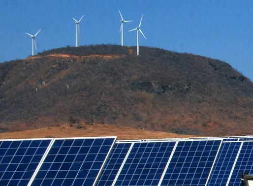 Seis parques eólicos entram em atividade na Bahia no primeiro semestre de 2020