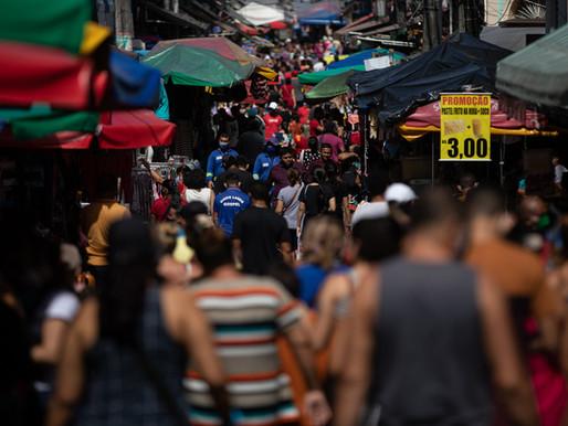 As políticas do Brasil condenam a Amazônia a uma segunda onda de Covid-19