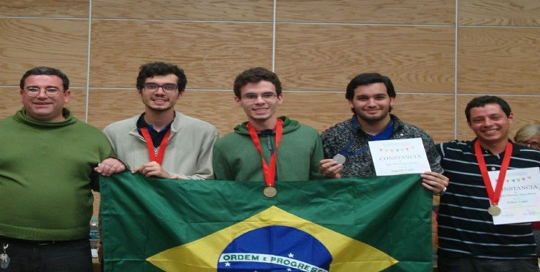 Competição contou com a participação de 70 estudantes, agrupados em 22 equipes de até quatro competidores MCTI
