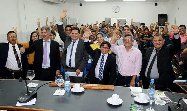 Foto: Gabinete Deputado Sinésio Campos