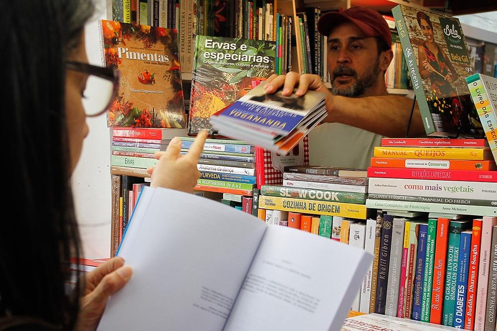 Desde 2013, os mais de 480 mil cidadãos que recebem o Vale-Cultura consumiram R$ 174 milhões em livros, jornais e revistas (Foto: Luciano Lanes/PMPA)