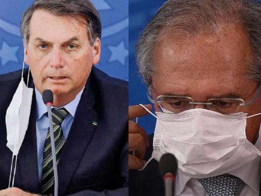 Na contramão, Bolsonaro não injeta recursos extras para conter crise do coronavírus