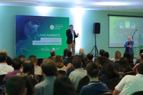 Wilson Lima destaca a importância do Amazonas sediar principal evento tecnológico do mundo em 2020