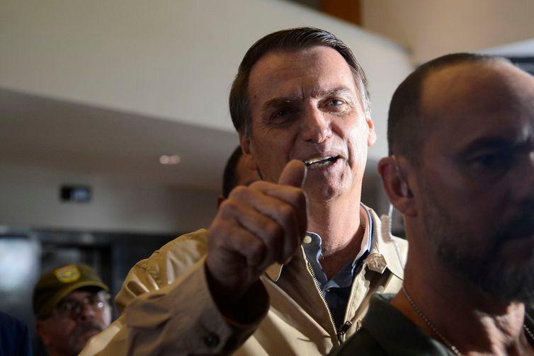 O candidato Jair Bolsonaro já anunciou quatro nomes para seu ministério, se for eleito presidente -Agência Brasil