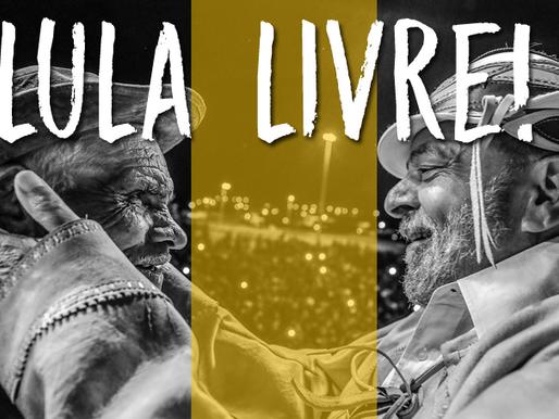 Petistas exigem cumprimento imediato de decisão do STF e Lula Livre Já!