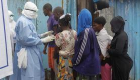 Teste de vacina contra ebola na Guiné-Conacri serão supervisionados pela OMS (Ahmed