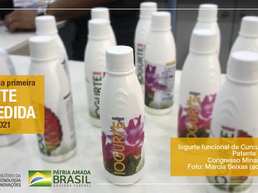 Inpa recebe concessão de patente de iogurte funcional que atua na prevenção de doenças gástricas