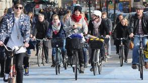 Como a bicicleta renasceu na Dinamarca