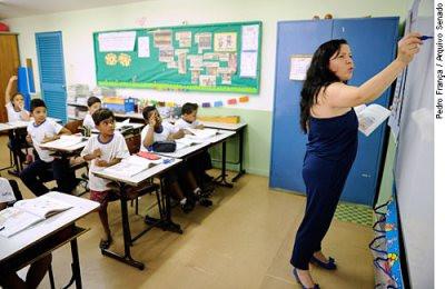 Escola-Publica Foto: Agência Senado