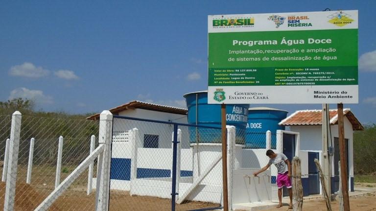 Lagoa do Meio é uma das comunidades beneficiadas pelo programa Divulgação/MMA