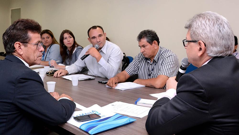 CMM reunião COMSERP Robervaldo Rocha
