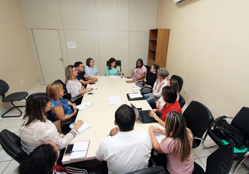 Reunião com técnicos cubanos e brasileiros sobre soluções em saneamento e saúde ambiental - Foto - Crédito: Funasa