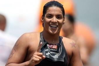 Brasil domina etapa chinesa da Copa do Mundo de maratonas aquáticas
