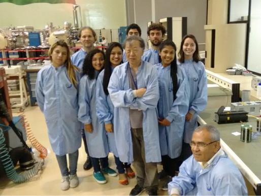 Satélite de estudantes brasileiros entra em órbita nesta segunda (16)