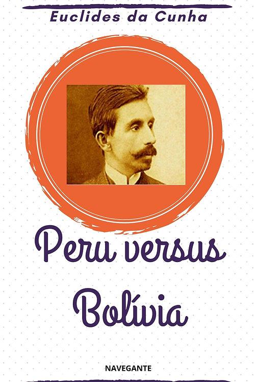 Peru versos Bolívia
