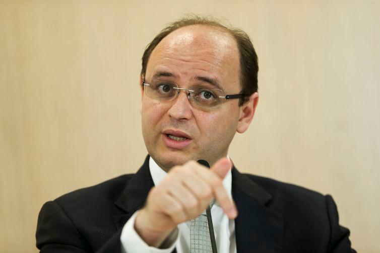 """""""Ensino médio está no fundo do poço"""", diz o ministro da Educação, Rossieli Soares -Marcelo Camargo/Agência Brasil"""