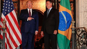 Com acordos bilaterais, Trump manipula Bolsonaro para atacar China