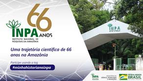 Ações de resgate e valorização da história científica na Amazônia marcam 66 anos do Inpa