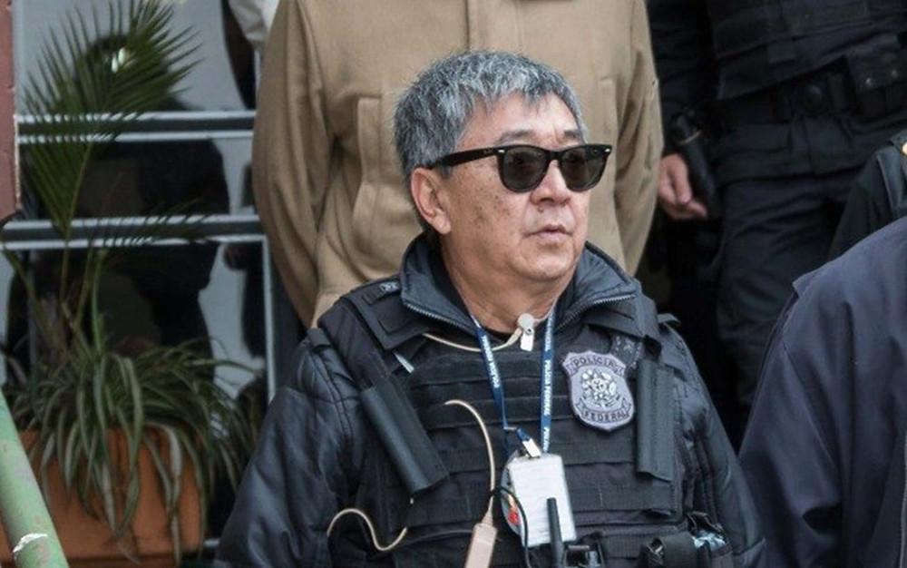 agente da Polícia Federal Newton Ishii