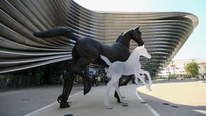 Projetos arquitetônicos são atração da Expo 2020, em Dubai