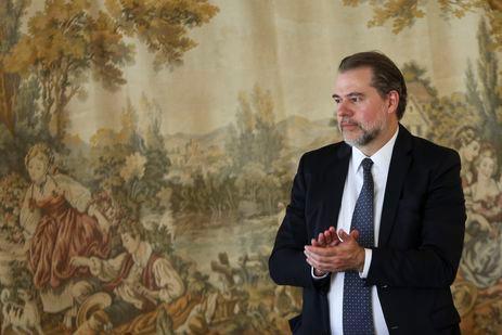 Dias Toffoli suspendeu decisão de Marco Aurélio que mandou soltar todos os presos condenados em 2ª instância - Marcelo Camargo/Agência Brasil