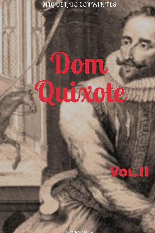 Dom Quixote Vol. 2