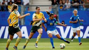 Seleção feminina enfrenta Austrália em amistosos nas Datas Fifa