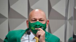 Depoimento de Luciano Hang na CPI da Pandemia é marcado por interrupções