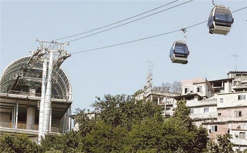 Prefeitura não tem previsão para reativar Teleférico da Providência, parado há mais de dois anos e m