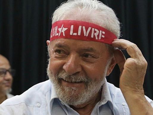 Mudanças aumentam chances de Lula readquirir direitos políticos
