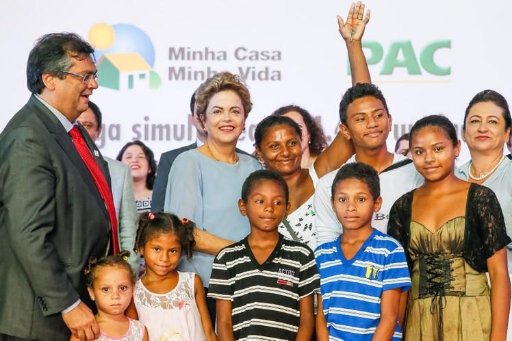 Dilma condenou o vale tudo e disse que, neste momento, é preciso pensar primeiro no que é bom para a Nação e para a população, deixando de lado interesses pessoais imediatos. Foto: Isac Nóbrega/PR