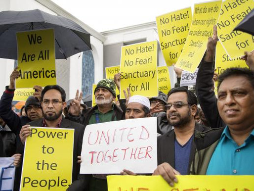 Tribunal norte americano decide nesta semana se veta cidadãos de sete países