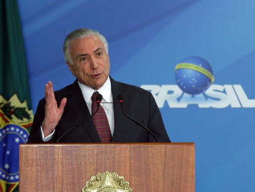 Temer participa da conferência dos países de língua portuguesa