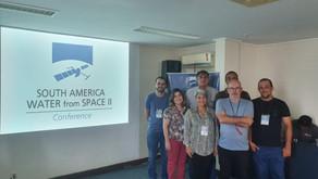 Discentes e professora da UEA apresentam trabalhos em conferência sobre rios
